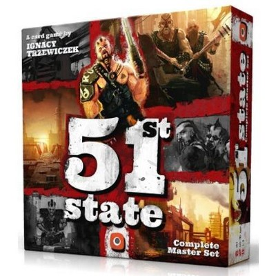 51st State - Complete Master Set Board Game
