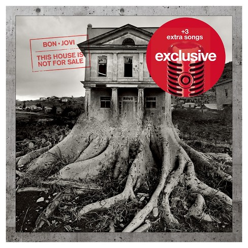 Bon Jovi - This House Is Not For Sale (Target Exclusive) - image 1 of 1
