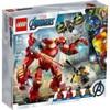 LEGO Marvel Avengers Iron Man Hulkbuster Versus A.I.M. Agent Superhero Playset 76164 - image 4 of 4