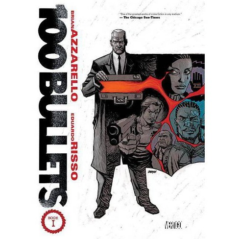 100 Bullets Book One - by  Brian Azzarello (Paperback) - image 1 of 1