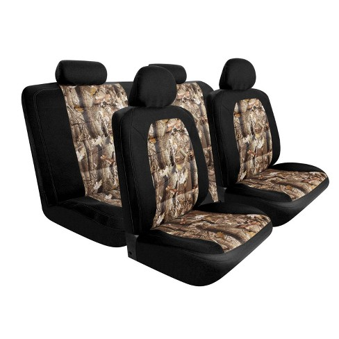 Pilot 10pc Automotive Camouflage Kit Universal Fitment Seat Cover - image 1 of 4