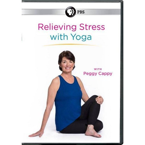 Relieving Stress with Yoga with Peggy Cappy (DVD) - image 1 of 1