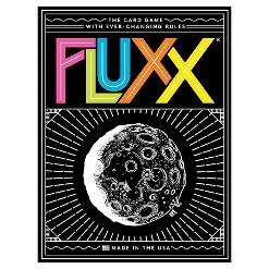 Fluxx Card Game, Card Games