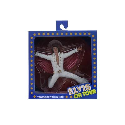 "Elvis Presley – 7"" Scale Action Figure – Elvis Presley Live in '72"