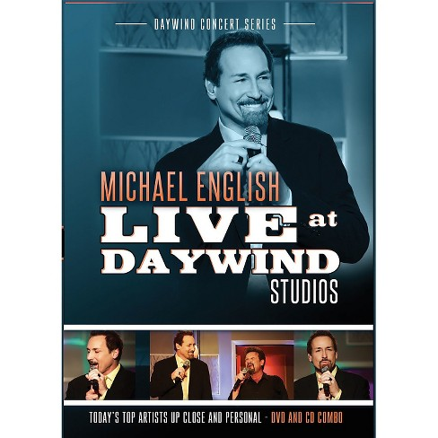Michael English - Michael english live at daywind studi (CD) - image 1 of 1