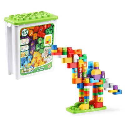 LeapFrog LeapBuilders 81pc Jumbo Blocks Box
