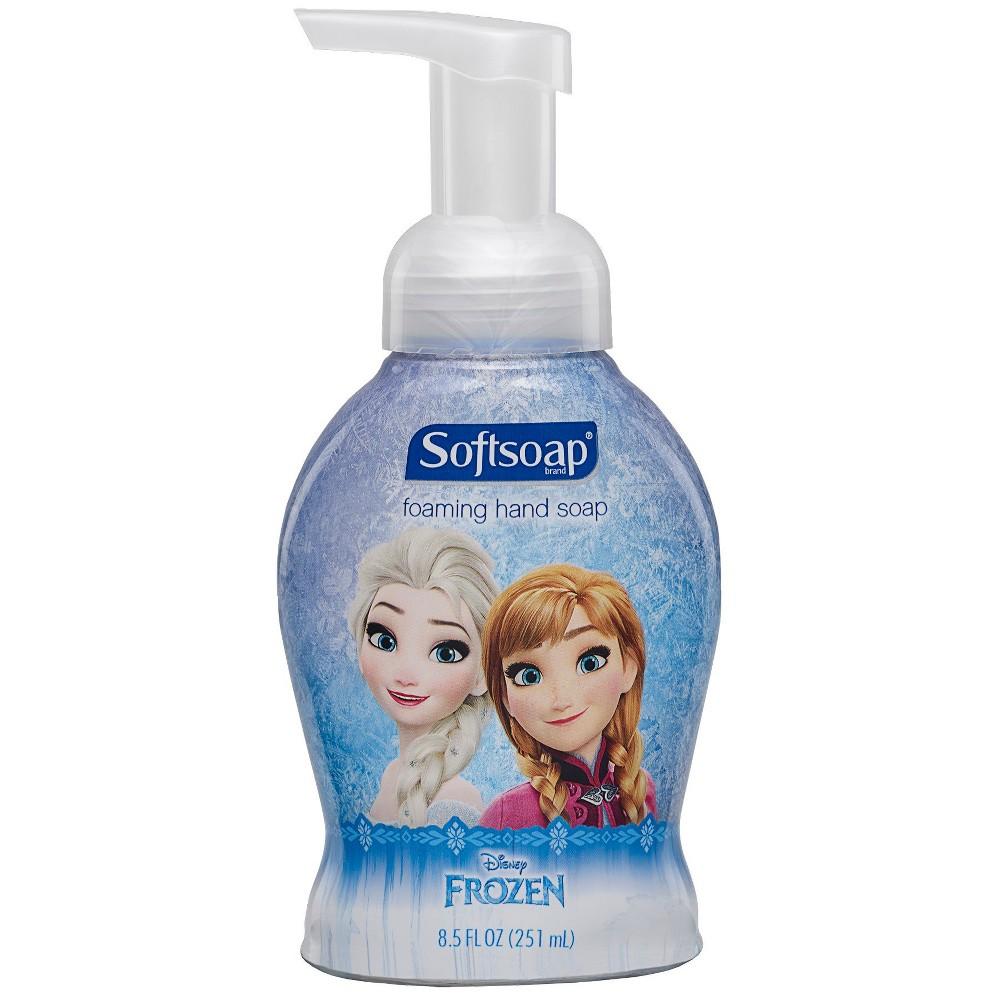 Softsoap Kids Frozen Foaming Hand Soap - 8.5oz