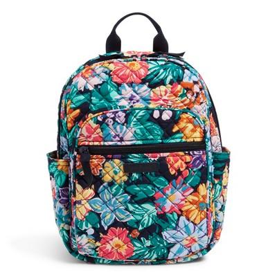 Vera Bradley Women's Cotton Small Backpack