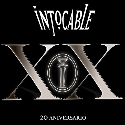 Intocable - XX: 20 Aniversario (CD) - image 1 of 1