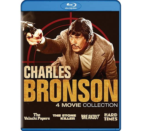 Charles Bronson Collection (Blu-ray) - image 1 of 1