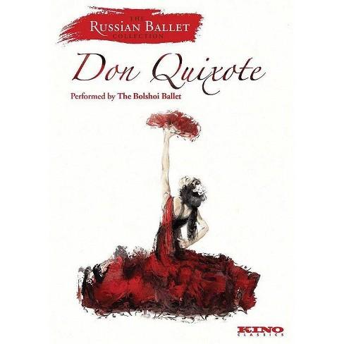 Russian Ballet: Don Quixote (DVD) - image 1 of 1