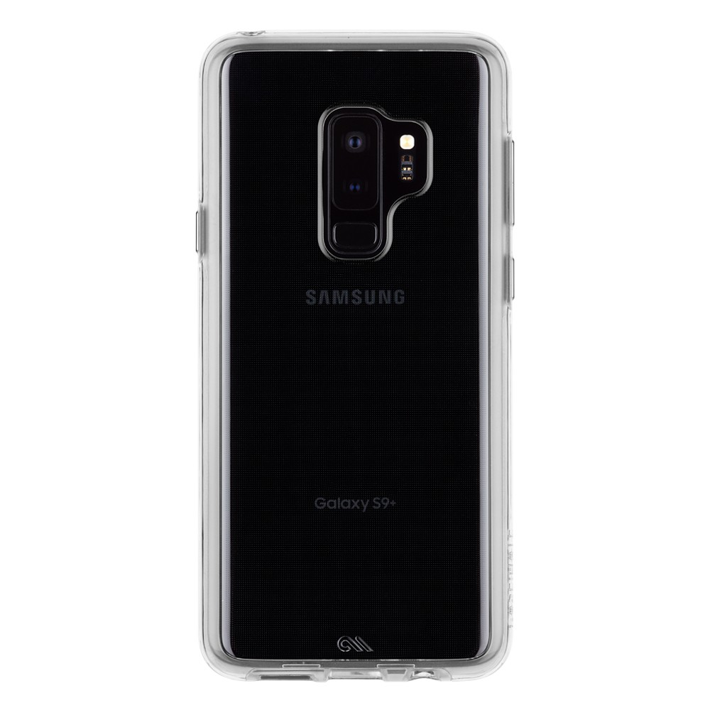 Case-Mate Samsung Galaxy S9 Plus Case Naked Tough - Clear