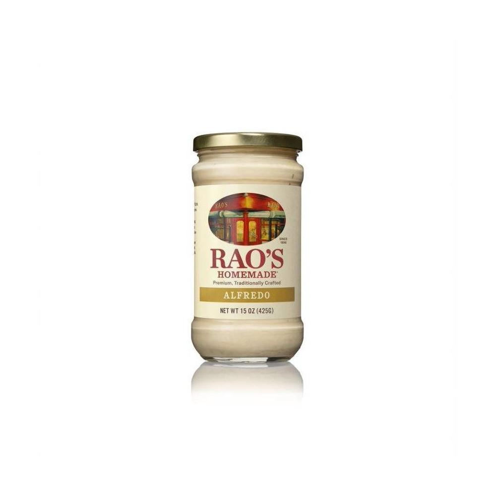 Rao S Homemade Alfredo Sauce 15oz