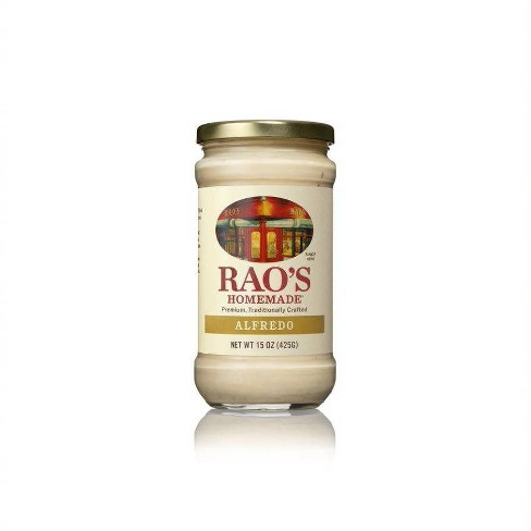 Rao's Homemade Alfredo Sauce - 15oz - image 1 of 3