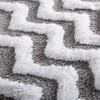 6pc Chevron Bath Towels Set - Yorkshire Home - image 4 of 4