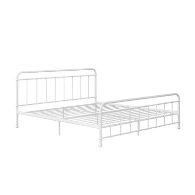King Bancroft Metal Bed - Room & Joy