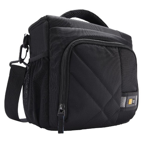 Case Logic Camera Bag with Adjustable Shoulder Strap Black - image 1 of 5