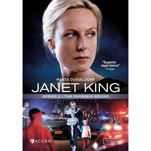 Janet King Series 2: Invisible Wound (DVD)(2016) - image 1 of 1