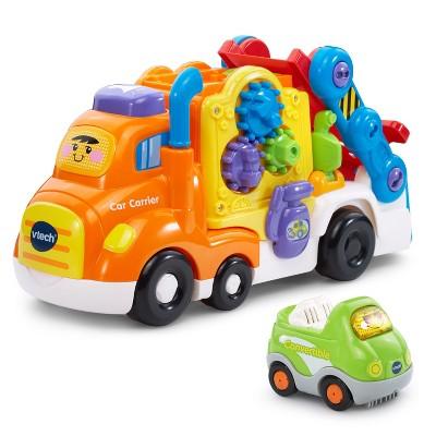 VTech® Go! Go! Smart Wheels® Deluxe Car Carrier™