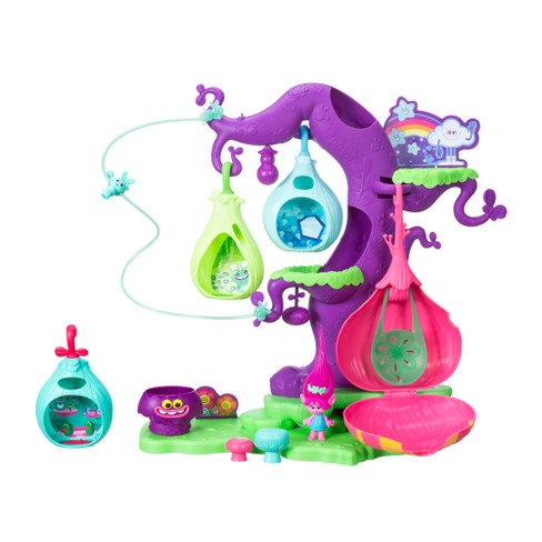 DreamWorks Trolls POD'ular Troll Tree - image 1 of 10