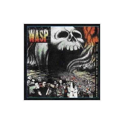 Wasp - Headless Children (CD) - image 1 of 1