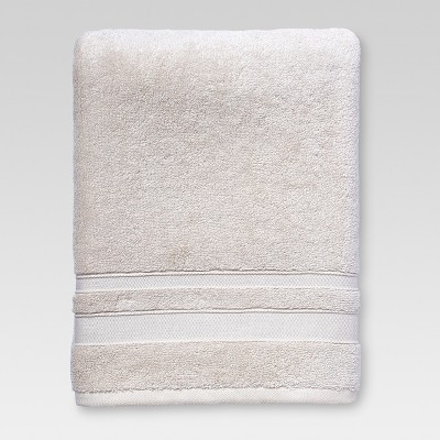 Performance Solid Bath Towel Off White - Threshold™