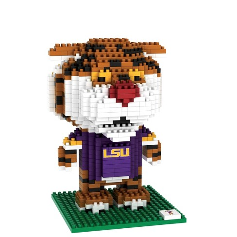 NCAA LSU Tigers 3D BRXLZ Mascot Puzzle 1000pc - image 1 of 1
