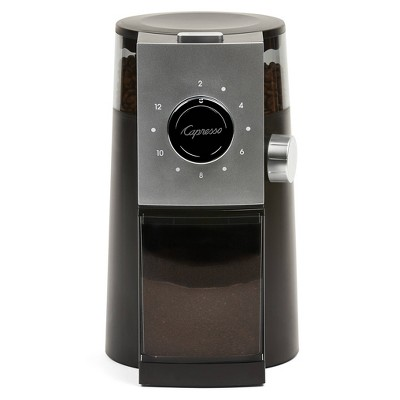 Capresso Grind Select Electric Coffee Grinder - Black