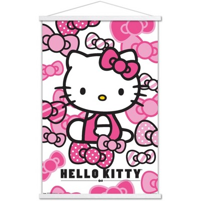 Trends International Hello Kitty - Bows Unframed Wall Poster Print