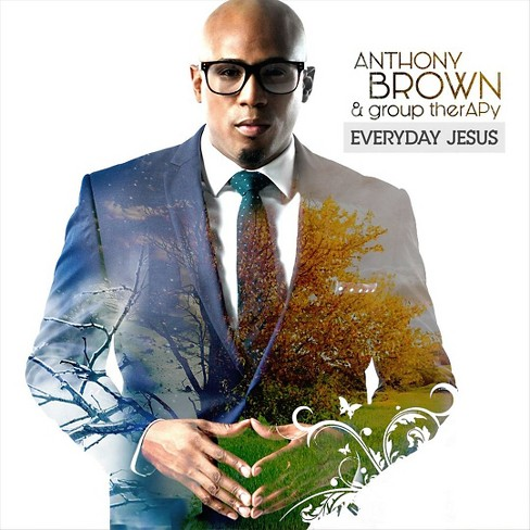 Anthony Brown- Everyday Jesus - image 1 of 1