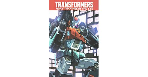 Transformers 7 : More Than Meets the Eye (Paperback) (James Roberts) - image 1 of 1