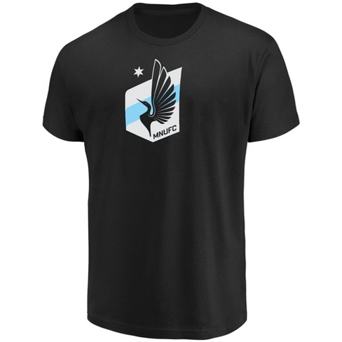 MLS Men's Short Sleeve Top Ranking Core T-Shirt Minnesota United FC - image 1 of 3