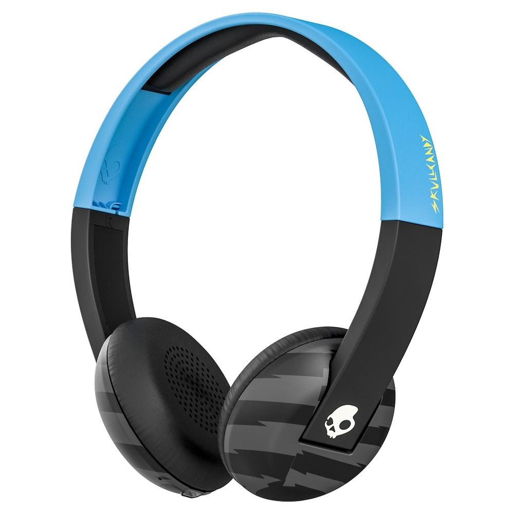 Skullcandy Uproar Wireless One-Ear Headphone Blue