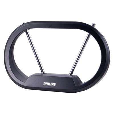 Philips Modern HD Passive Antenna - Black