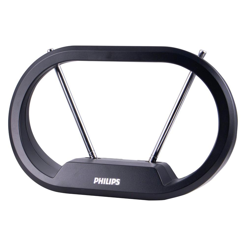 Philips Modern Hd Passive Antenna Black