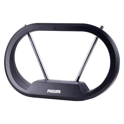 Philips Modern HD Passive Antenna - Black - image 1 of 4
