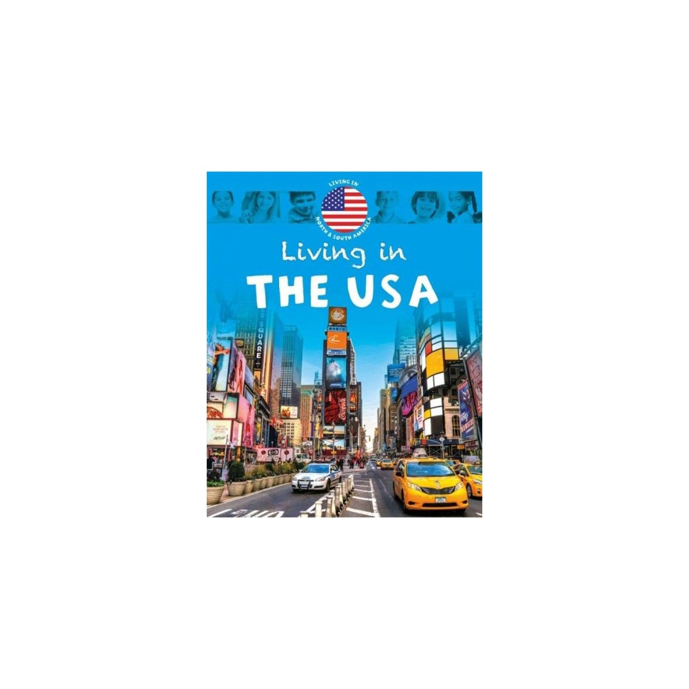 Living in the USA (Hardcover) (Jen Green)