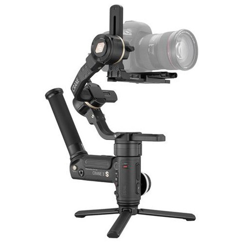 Zhiyun CRANE-3SE 3-Axis EasySling Handheld Gimbal Stabilizer for DSLRs and Cine Cameras - image 1 of 4
