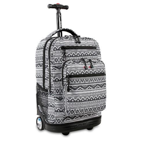 J World Sundance Laptop Rolling Backpack - Tribal   Target cec5ef1fb7d