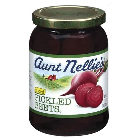 Aunt Nellie's Pickled Beets Sliced - 16oz - image 1 of 1
