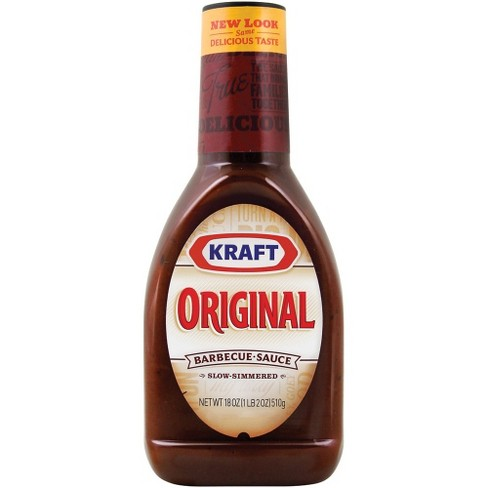 Kraft Original Barbeque Sauce - 17.5oz - image 1 of 1
