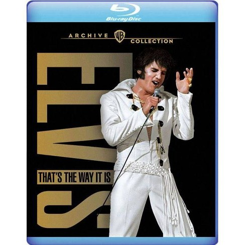 Elvis: That's The Way It Is (Blu-ray)(2020) - image 1 of 1
