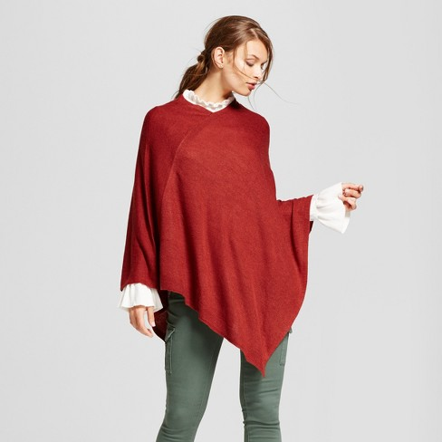 Women's Poncho A New Day™ - image 1 of 2
