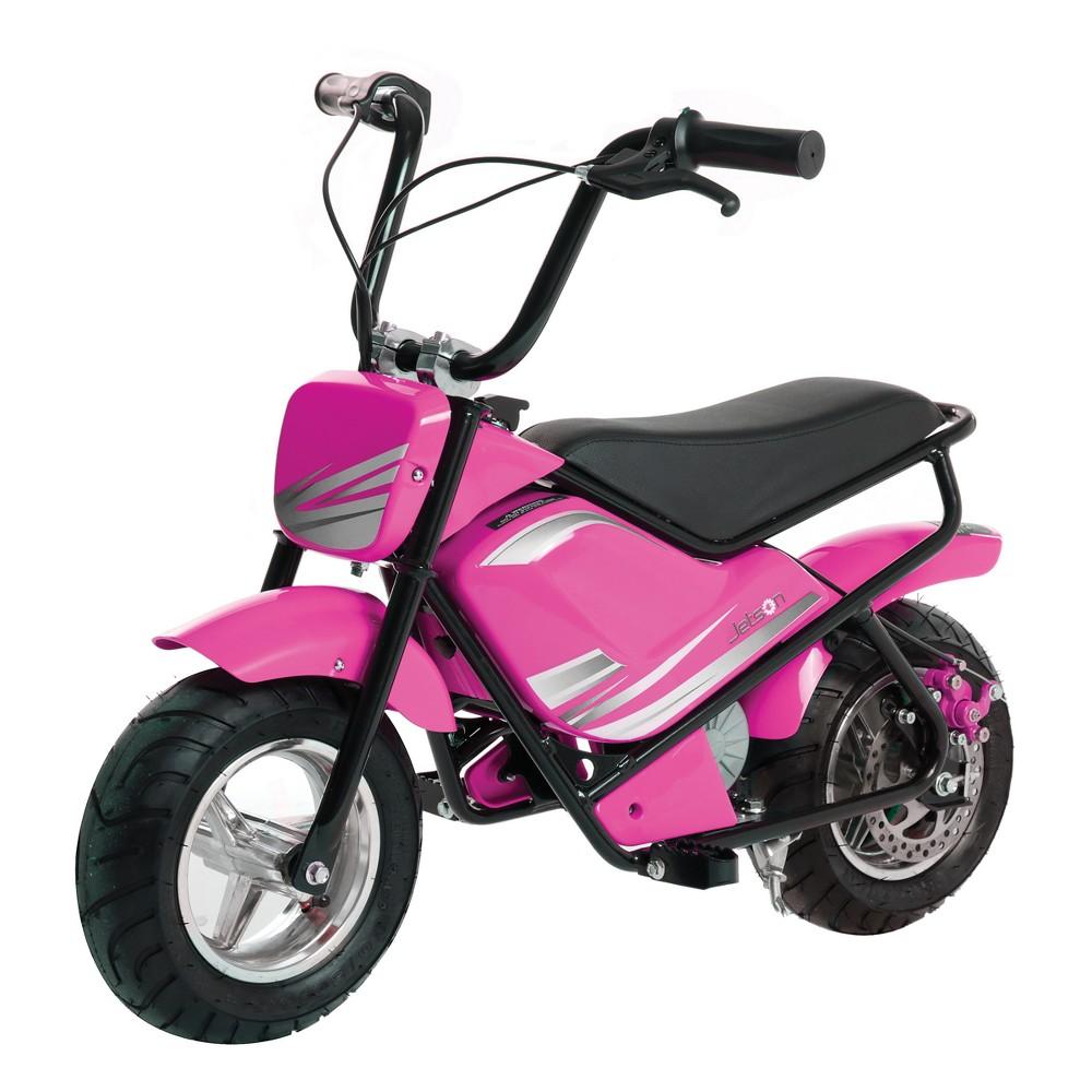 Jetson Jr. Kids Electric Bike - Neon Pink