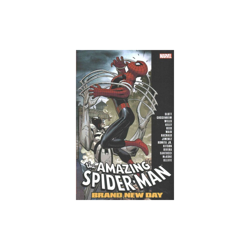 Spider-Man Brand New Day 2 : The Complete Collection (Paperback) (Marc Guggenheim)