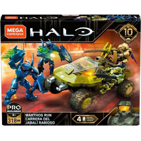 Mega Construx HALO Warthog Run - image 1 of 4