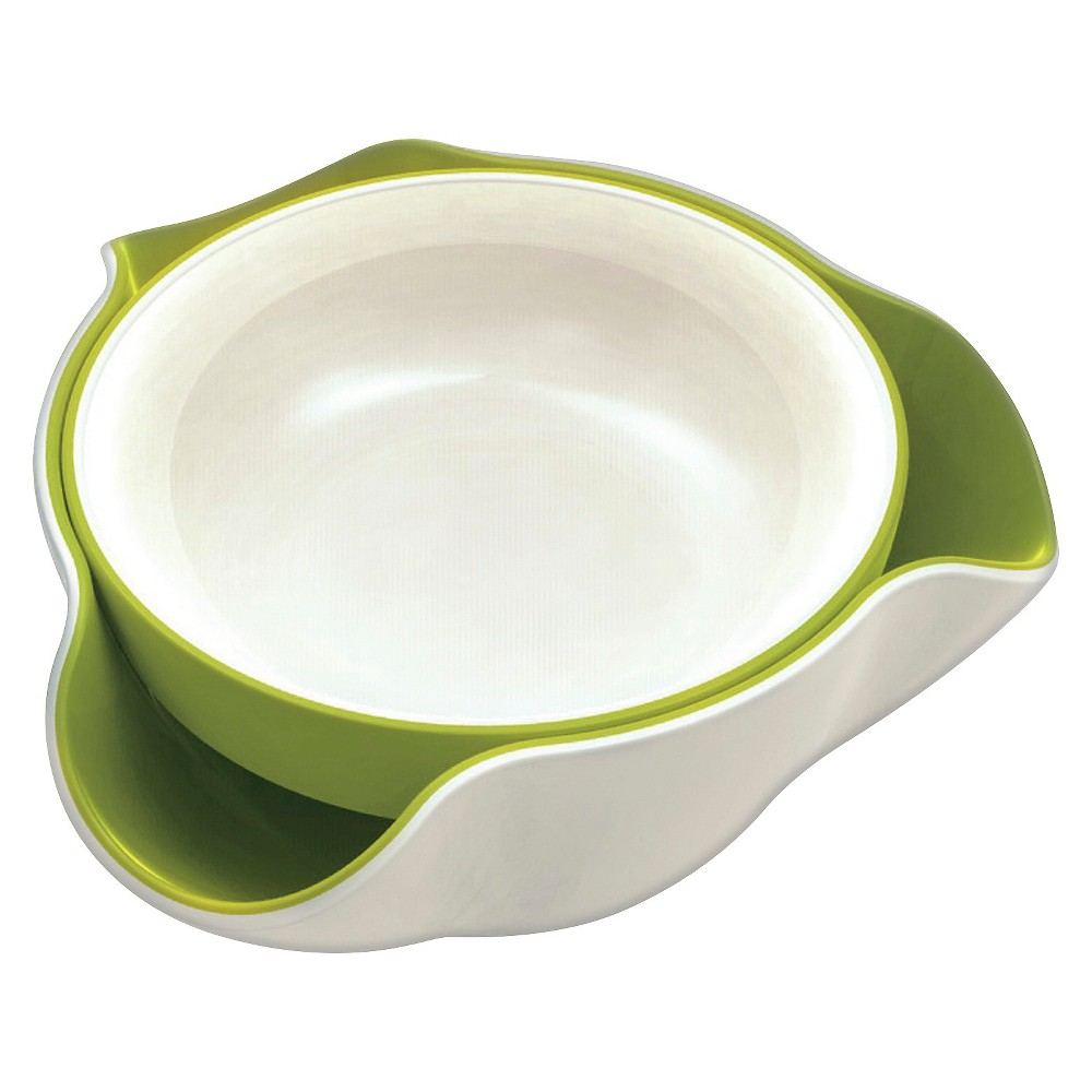 Image of Joseph Joseph Double Dish White