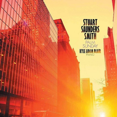 Kyle Adam Blair - Smith: Palm Sunday (CD) - image 1 of 1