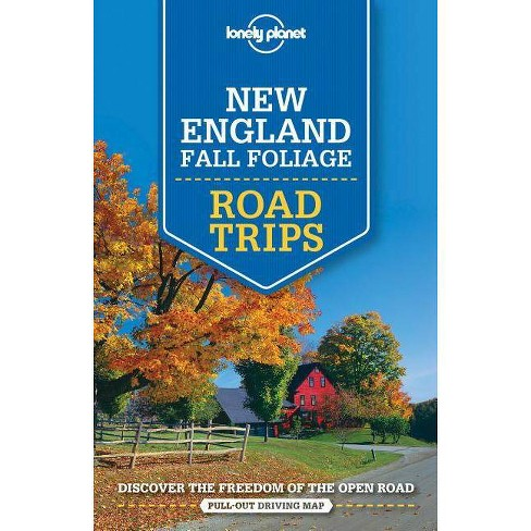 Lonely Planet New England Fall Foliage Road Trips - (Paperback) - image 1 of 1