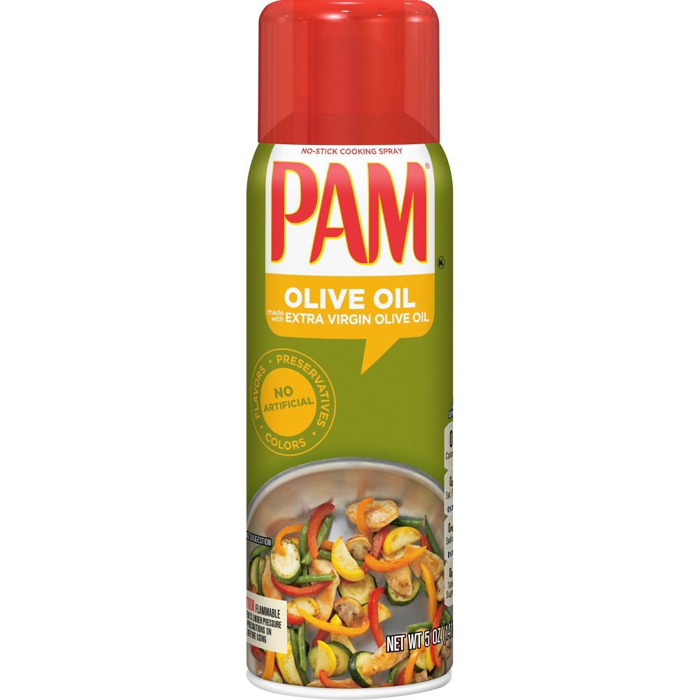 Pam Olive Oil - 5oz, Cooking and Dipping Oils